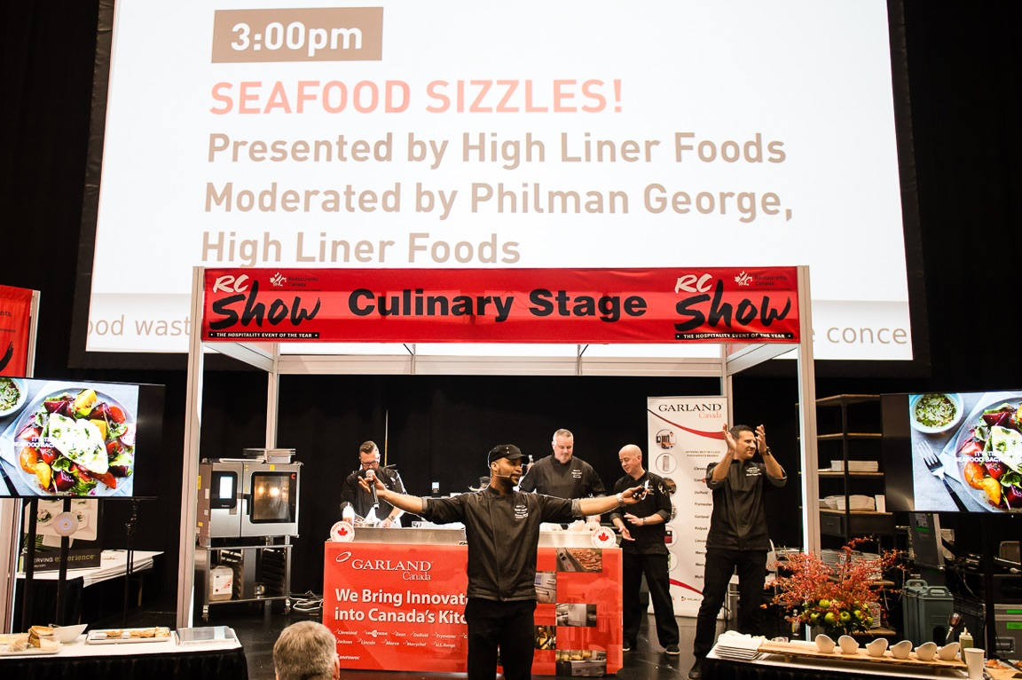 High Liner Culinary at the Restaurant Canada Show